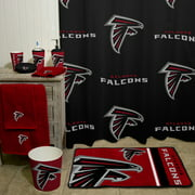 Nfl Atlanta Falcons Decorative Bath Collection Towel Image 3 Of