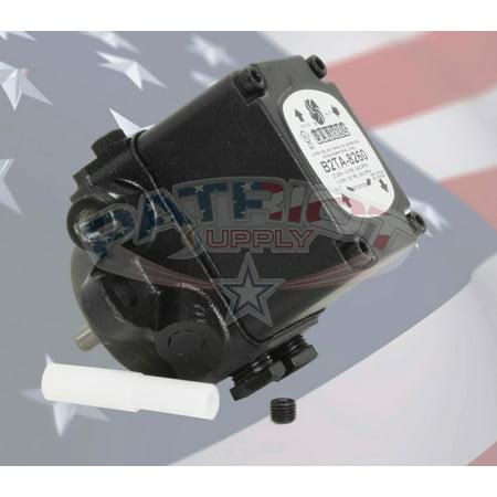 Suntec B2TA-8260 Fuel Oil Pump  3450 RPM, 23 GPH @ 100 PSI