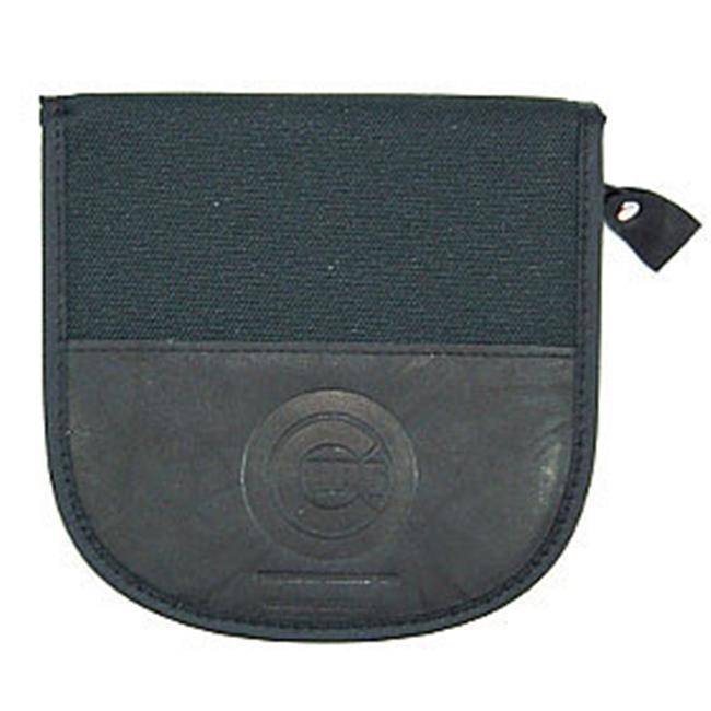 Chicago Cubs Leather/Nylon Embossed CD Case