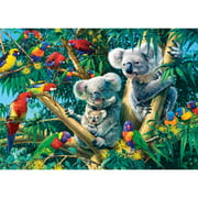 MasterPieces Koala Camp 500 Piece Jigsaw Puzzle