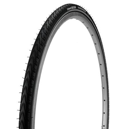 Vittoria Randonneur II Reflex Wire Bead Tire 700x32c Black Urban City Tour