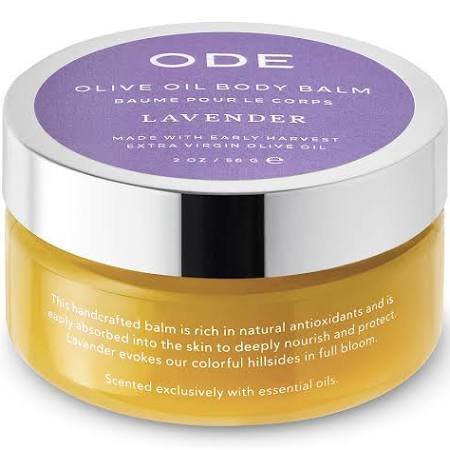 Ode Olive Oil Body Balm 2 oz Lavender (formerly 80