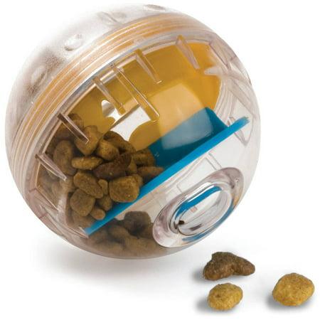 (Pet Zone Interactive IQ Treat Ball 3