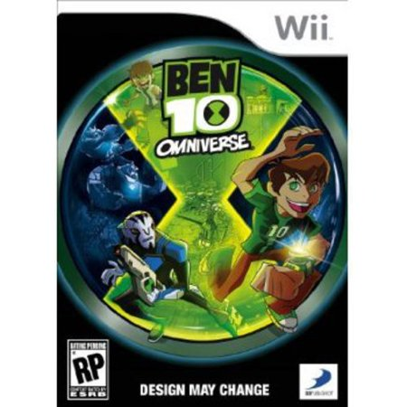 Ben 10 Omniverse (Wii)