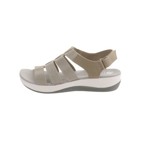 7627c42119b Cloudsteppers by Clarks - CLOUDSTEPPERS Clarks Sport Sandals Arla Shaylie  A289348 - Walmart.com