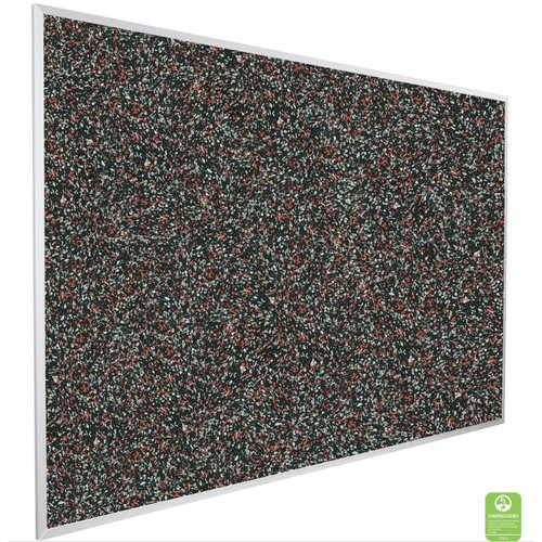 Best-Rite Rubber-Tak tackboard Wall Mounted Bulletin Board