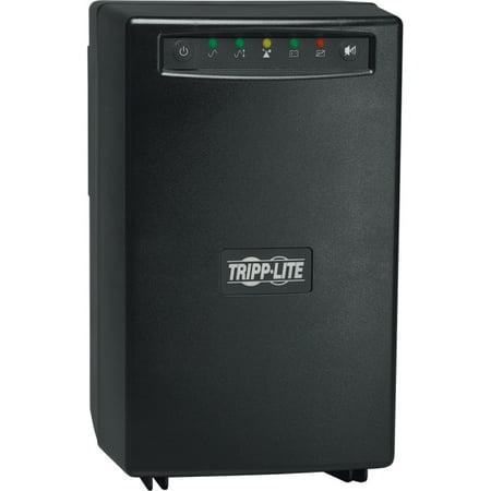 Tripp Lite OMNI750ISO OmniSmart 120V 750VA 500W Line-Interactive UPS, Tower, Built-In Isolation Transformer, USB port