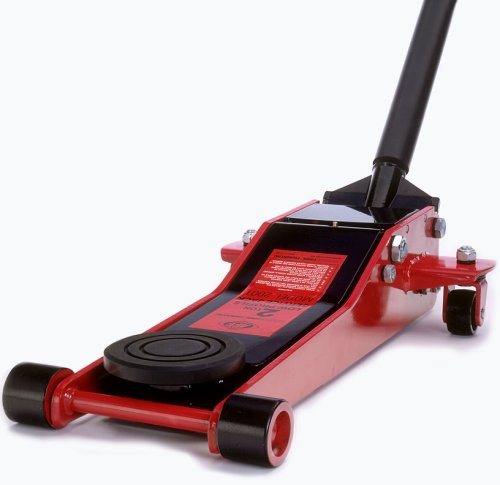 American Forge & Foundry 200T 2 Ton Low Profile Floor Jack