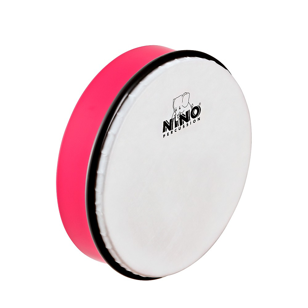 "Nino 8"" ABS Hand Drum Strawberry Pink 8 in. by Nino"
