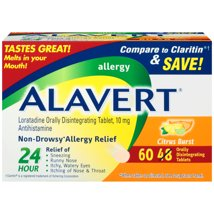 Allergy & Sinus: Alavert Non-Drowsy Allergy Relief