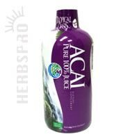Tropical Oasis 100% Pure ACAI Liquid 16 oz