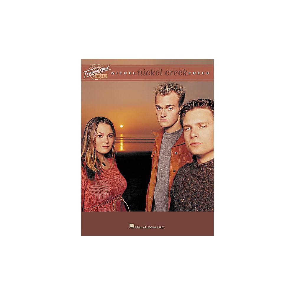 Hal Leonard Nickel Creek Guitar Tab Songbook