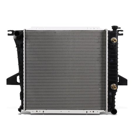 2001 Ford Ranger Radiator - For 1998 to 2001 Ford Ranger / Mazda B2500 2.5L AT OE Style Aluminum Core Cooling Radiator DPI 2172 99 00