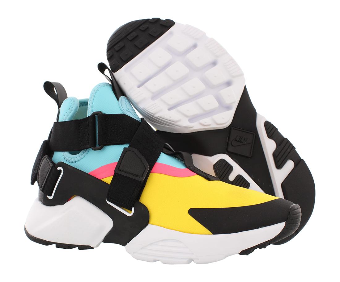 Nike Huarache City Boys Shoes Size 4.5
