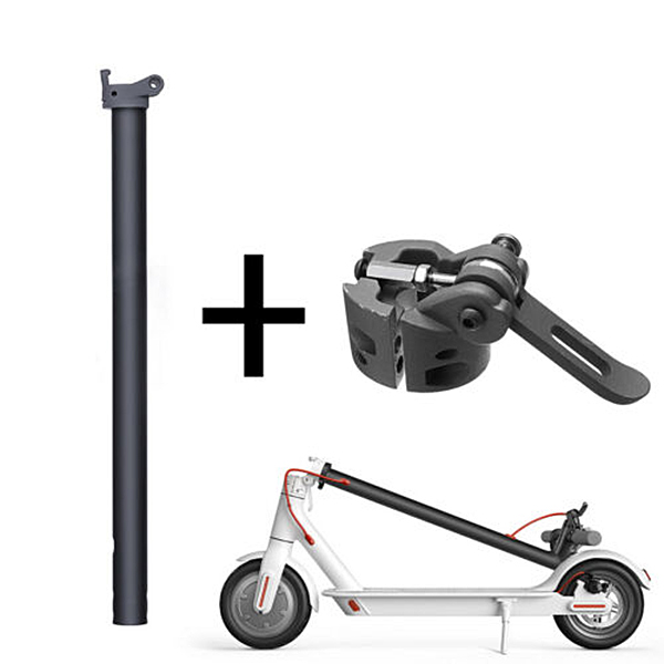 Replacement Folding Pole For the Xiaomi M365 Electric Scooter Accessories 25.6/'/'