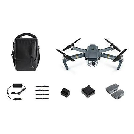 DJI Mavic Pro Fly Drones - Black (8138220)