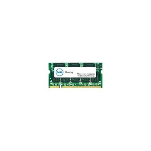 Dell 8gb Ddr3 Sdram Memory Module - 8 Gb [1 X 8 Gb] - Ddr3 Sdram - 1600 Mhz Ddr3-1600/pc3-12800 - 1.35 V - Non-ecc - Unbuffered - 204-pin - Sodimm (snpn2m64c-8g)