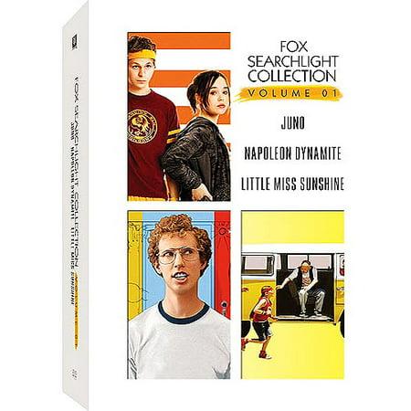 Fox Searchlight Spotlight Series, Vol. 1: Juno / Napoleon Dynamite / Little Miss Sunshine (3-Disc) (Widescreen, Full (One Spotlight)