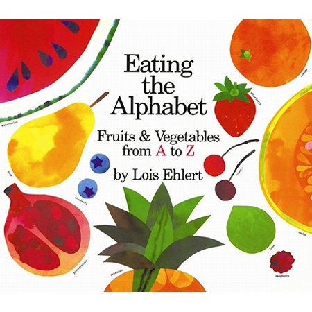 Eating the Alphabet Fruits and vegetable (Board (Name A Vegetable People Add To A Salad)