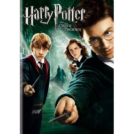Dvd Pre Order Ships - Harry Potter and the Order of the Phoenix (DVD)