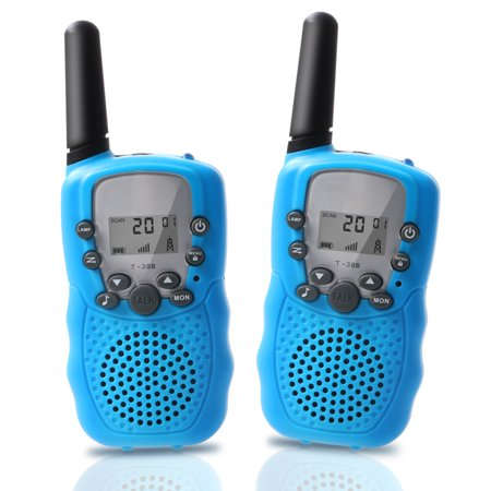 walkie talkies for kids amyhomie 22 channels walkie. Black Bedroom Furniture Sets. Home Design Ideas