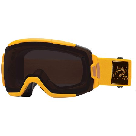 d5fdb45a2b864 Smith Optics Adult Vice Snowmobile Goggles - Mustard w  Blackout   One Size