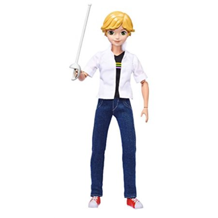 miraculous 10.5-inch adrien fashion doll