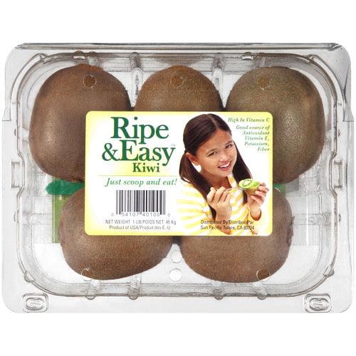 Ripe & Easy Kiwi, 5 count, 16 oz