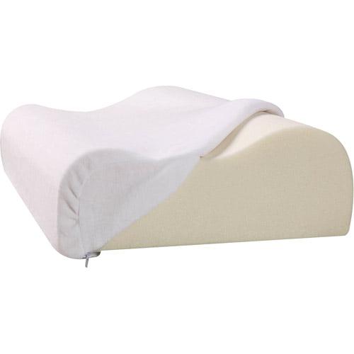 Carpenter Co Perfect Luxury Contour Sleeping Memory Foam Pillow