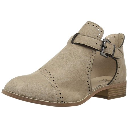 Journee Collection Womens Tinsly Closed Toe Ankle Platform Boots