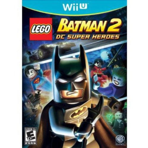 Warner Bros. Lego Batman 2 Super Heros (Wii U)