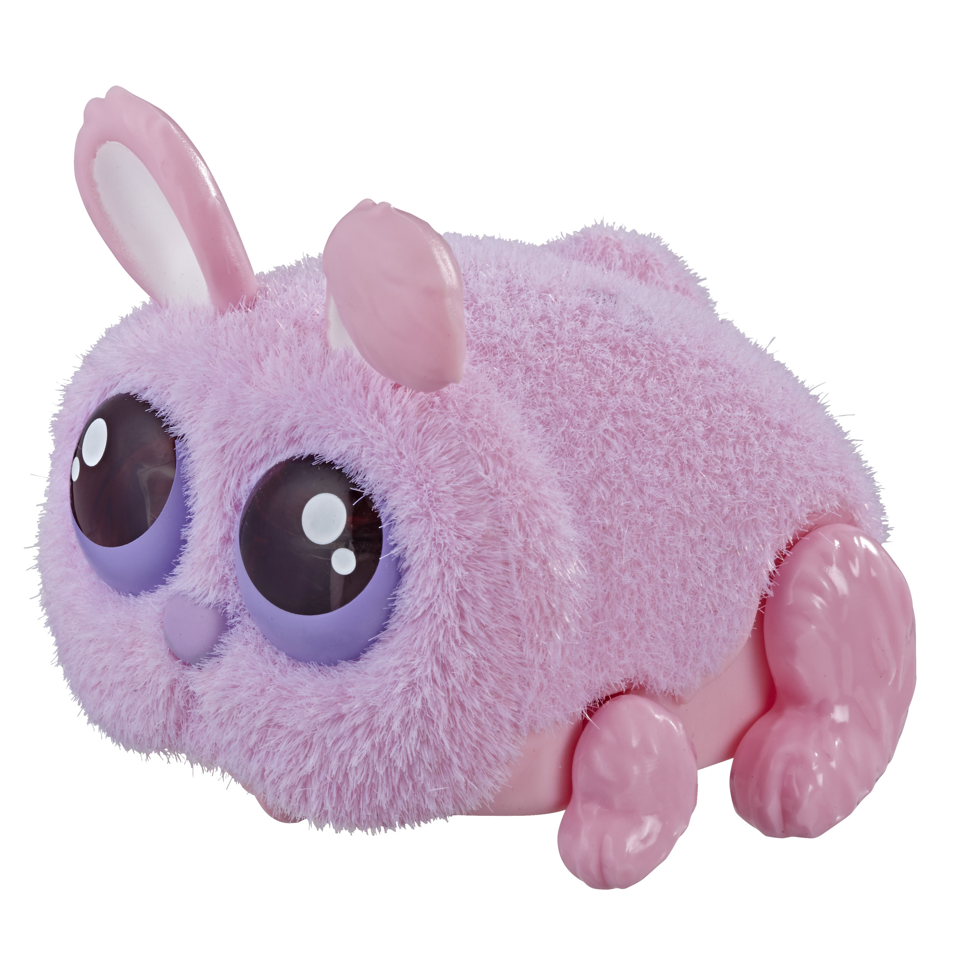 Yellies! Biscuit Bun Voice-Activated Bunny Pet Toy For Kids Ages 5 And Up