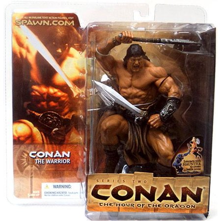 McFarlane Conan the Barbarian Series 2 Conan the Warrior Action Figure