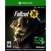 Fallout 76, Bethesda Softworks, Xbox One
