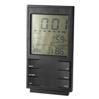 Weather Station Forecaster w Clock, Temperature and Humidity