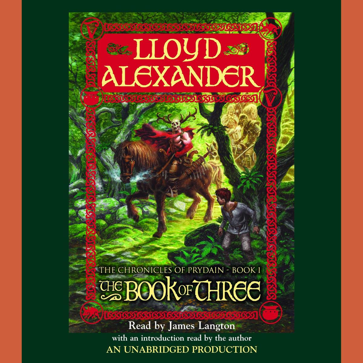 The Prydain Chronicles Book One: The Book of Three - Audiobook