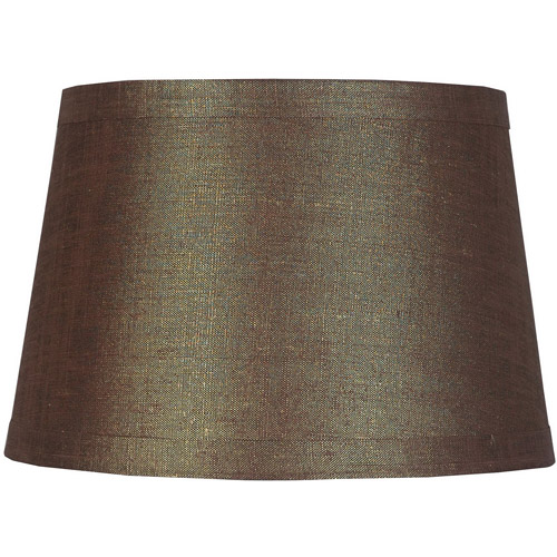 Better Homes and Gardens Lurex Lamp Shade, Brown