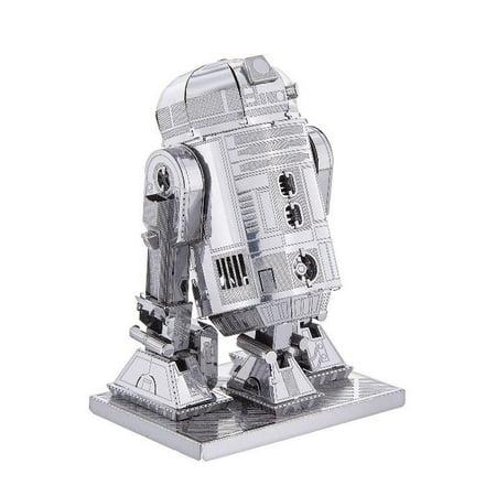 R2 D2 Model - Disney Parks Star Wars R2-D2 Metal Model Kit 3D New