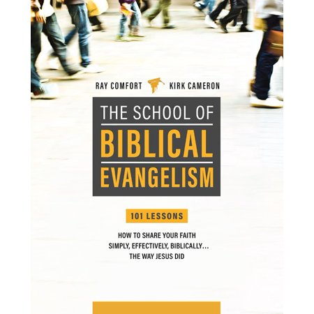 School Of Biblical Evangelism : 101 Lessons: How To Share Your Faith Simply, Effectively, Biblically... The Way Jesus Did (Halloween Art Lessons High School)
