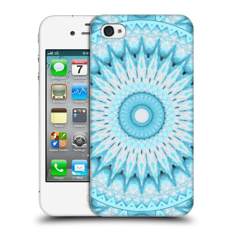 OFFICIAL MICKLYN LE FEUVRE PATTERNS 6 HARD BACK CASE FOR APPLE IPHONE PHONES