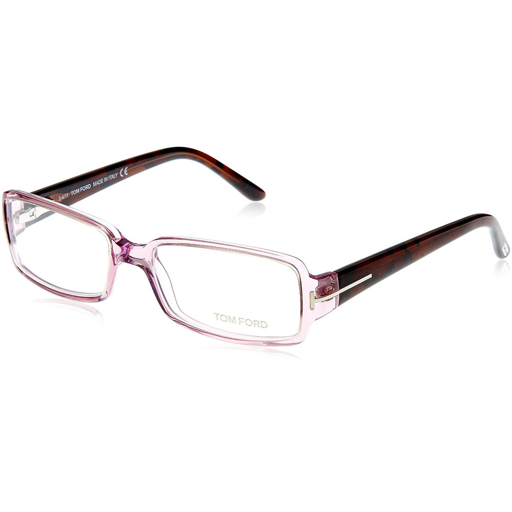 Tom Ford Womens Eyeglasses FT5185-080 Lavender Rectangle Full Rim Frames - Walmart.com | Tuggl