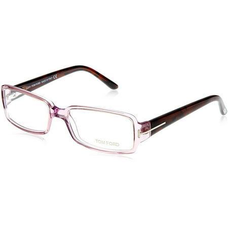 19da9fa82670 Tom Ford Womens Eyeglasses FT5185-080 Lavender Rectangle Full Rim Frames -  Walmart.com
