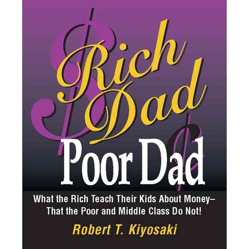Rich Dad, Poor Dad: What the Rich Teach Their Kids About Money--That the Poor and the Middle Class Do Not! (Miniature Edition) by Robert T. Kiyosaki