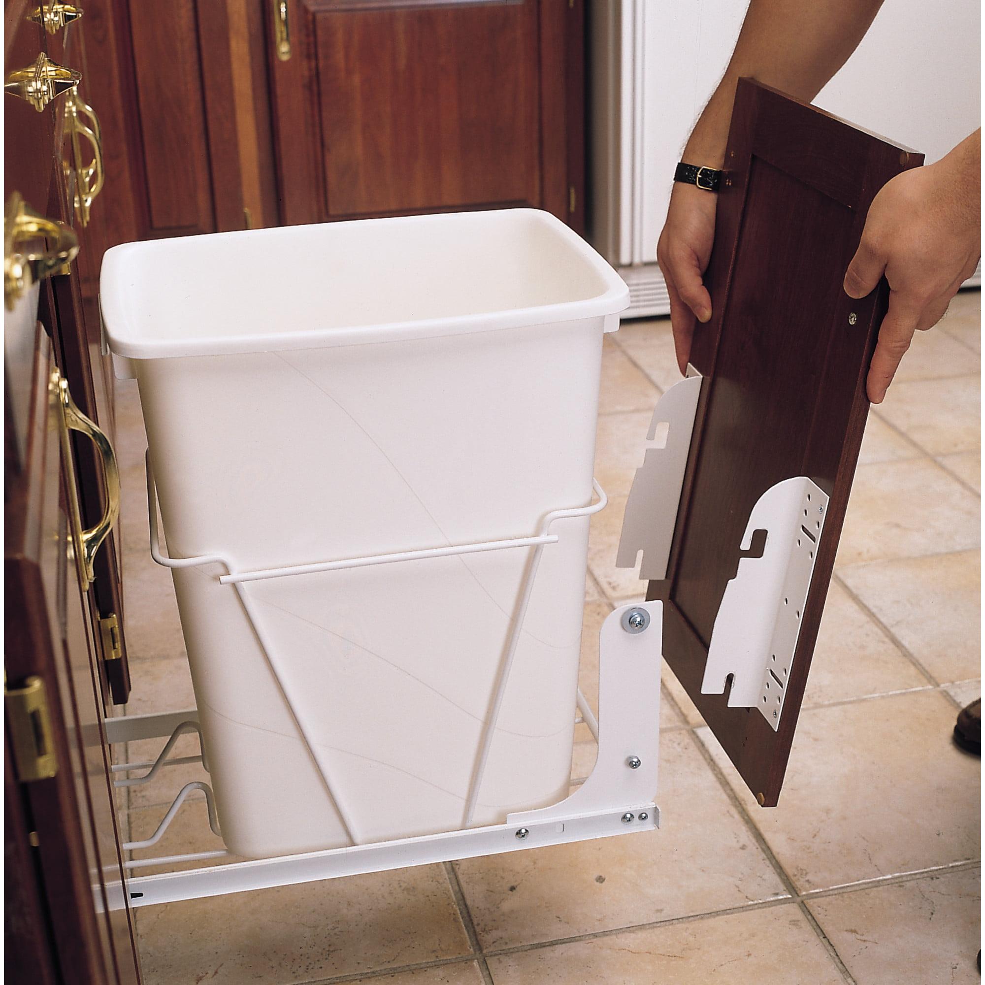 Rev-A-Shelf Door Mount Kit For Rv Series White PartNo RV DM KIT by Rev-A-Shelf