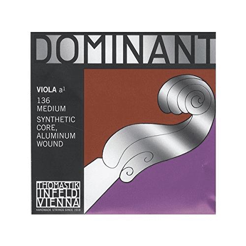 Thomastik-Infeld Dominant Nylon Core Viola String, Medium Gauge, 4/4 Scale - A