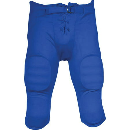 Youth Football Pants Pads - Double Knit Youth Integrated Football Pants