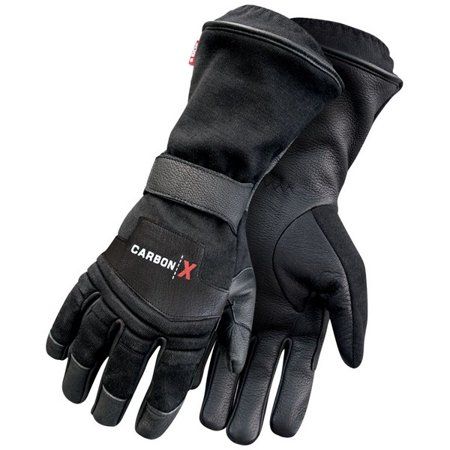 Bob Dale 96-1-9210-M CarbonX ® FR Performance Gloves w/Gauntlet Cuff, Size M (Pack of 60)