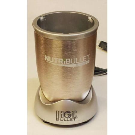 Nutribullet pro 900 series nb201 900 watt blender power for Magic bullet motor watt