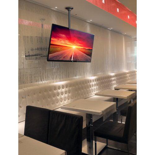 ProMounts Apex Large Tilt Ceiling Mount for 37'' - 80'' Screens