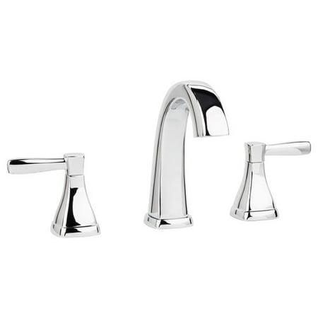 Miseno Elysa Widespread Bathroom Faucet With Drain